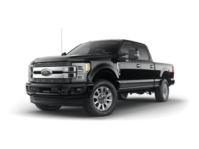 2018 Ford F-250 Limited Limited 4WD Crew Cab 6.75 Box